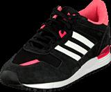 adidas Originals - Zx 700 W Black/White/Flash Red