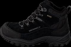 Merrell - Norsehund Omega Mid Wtpf Black