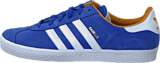 adidas Originals - Gazelle 2 J Bluebird/Ftwr White/Gold Met.