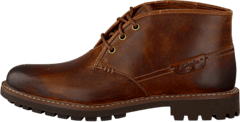 Clarks - Montacute Duke Dark Tan