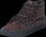 Vans - U Sk8-Hi Slim Suede Leopard