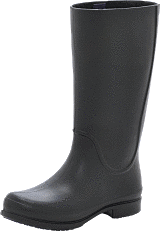 Crocs - Wellie Rain Boot Women Black/Mulberry