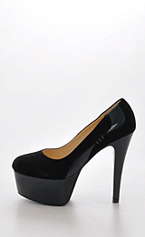 Sugarfree Shoes - Candy Dark Green