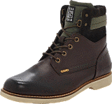 G-Star Raw - District Summit Brown Lthr