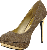 Donna Girl - 430401 Glitter Gold