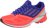 adidas Sport Performance - Adizero Tempo 6 W Red Zest S13/Blast Purple