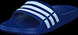 adidas Sport Performance - Duramo Slide True Blue/White/True Blue