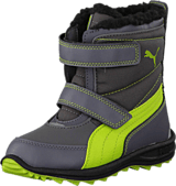 Puma - Cooled Boot Kids Steel Grey