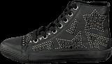 Ash - Vibration BIS Black/Studs