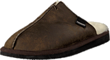 Shepherd - Hugo Slipper Oiled Antique
