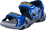 Geox - Jr Sandal Strike Navy/Lt Blue