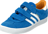 adidas Originals - Gazelle Cf 2 C Bluebird/Ftwr White/Gold Met.