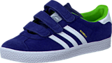 adidas Originals - Gazelle Cf 2 C Dark Blue/Ftwr White/Gold Met.