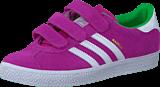 adidas Originals - Gazelle Cf 2 C Pink/Ftwr White/Solo Mint-St
