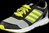 adidas Sport Performance - Hyperfast K Silver/Yellow/Black