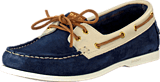 Gant - New Port cream/navy blue