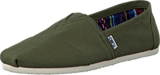 Toms - Men's Classics Olive Canvas