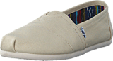 Toms - Women's Classics Natural Canvas