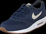 Nike - Air Max 1 Essential Midnight Navy/Light Bone-White