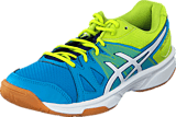 Asics - Gel Upcourt Gs Methyl Blue/White/Lime