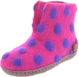 Green Comfort - Dotted boot Junior
