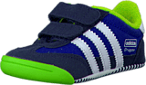adidas Sport Performance - Learn2Walk Dragon C Royal/White/Dark Blue