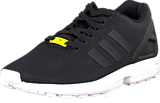 adidas Originals - Zx Flux Black/Black/White