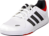 adidas Sport Performance - Lk Trainer 6 K Ftwr White/Core Black/Scarlet