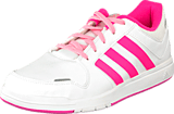 adidas Sport Performance - Lk Trainer 6 K White/Pink