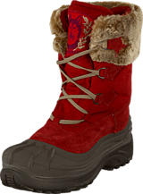 Ilse Jacobsen - Textile Moon boot Jester Red