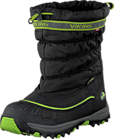 Viking - Windchill Black/Lime