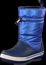 Crocs - Crocsband Iridescent GustBootK Navy Sea Blue