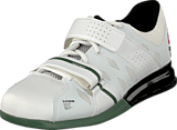 Reebok - R Crossfit Lifter Plus2.0 White/Black/Silvery Green