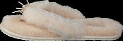 UGG Australia - W Fluff Flip Flop II Natural