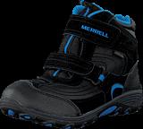 Merrell - Moab Polar Mid Wtpf Black