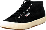 Superga - 2754 Cotu Mid Black