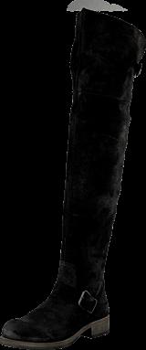 Billi Bi - Black Suede 50 Black
