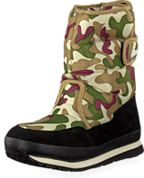 Rubber Duck - Classic Snow Jogger Kids Camouflage