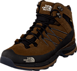 The North Face - Wreck Mid GTX Brown