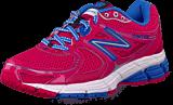 New Balance - W680PU2 Pink/Blue