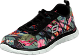 Skechers - Floral bloom Black/multi