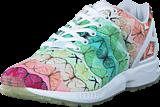 adidas Originals - Zx Flux W Ftwr White/Ftwr White/Linen Gr