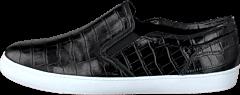 Clarks - Glove Puppet Black Croc