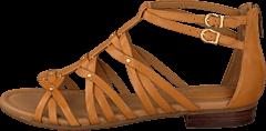 Clarks - Viveca Rome Cognac Leather