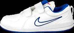 Nike - Nike Pico 4 White/White-Brght Crmsn