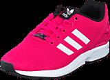 adidas Originals - Zx Flux K Eqt Pink S16/Ftwr White/Black