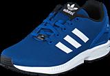adidas Originals - Zx Flux K Eqt Blue S16/Ftwr White/Black