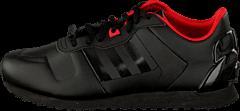 adidas Originals - Zx 700 Darth Vader K Black/Red