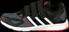 adidas Sport Performance - Az-Faito Cf K Black/White/Red