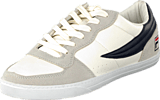 Fila - Court Low Bright White New
